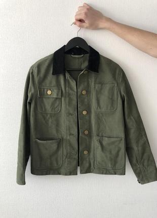 Куртка жакет милитари