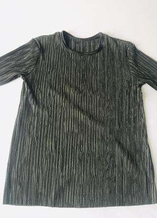 Блузка в стилі issey miyake
