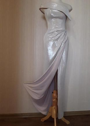 Платье розовое размер с
