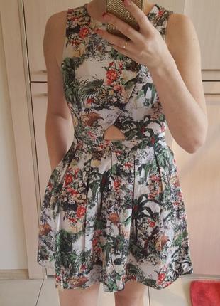 Шикарное платье наш 44 размер