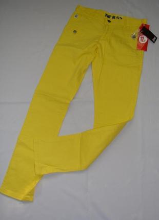 Стильные брюки для подростка jbc размер 176 см