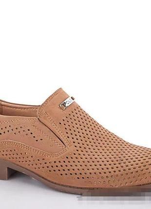 Мужские туфли (лето)