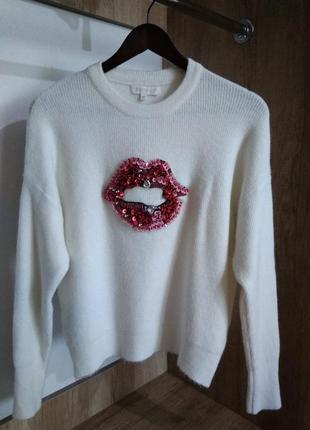 Стильный свитерок. италия
