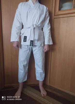 Кимоно для карате, ката на 10-12 лет
