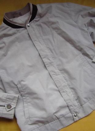 Фирменная куртка ветровка,португалия,отличное состояние