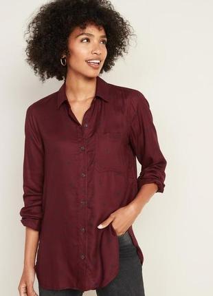 Рубашка/блузка удлиненная