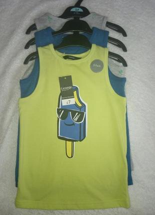 George майки футболка 98/104