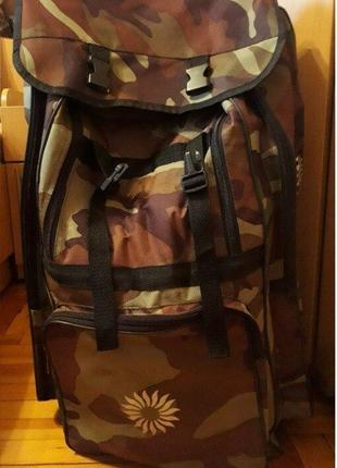 Фирменный рюкзак daiwa япония