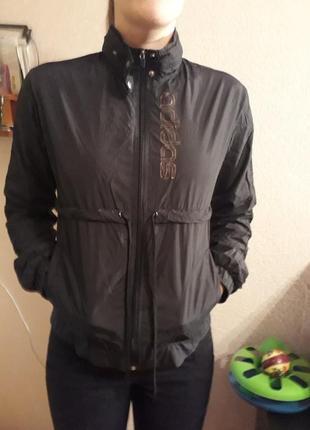 Куртка, ветровка, бомбер аdidas