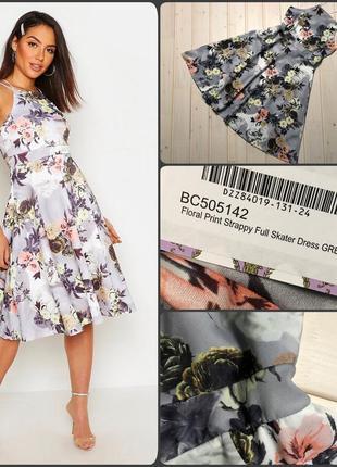 Boohoo.красивое платье.
