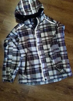 Рефлективная курточка