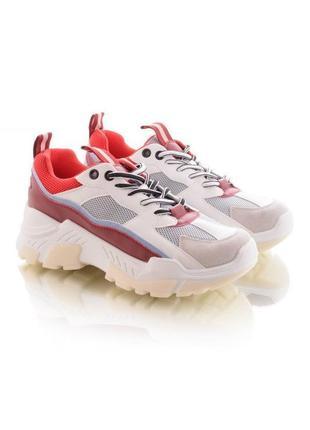 Sale! крутые качественные кроссовки на толстой подошве хит сезона