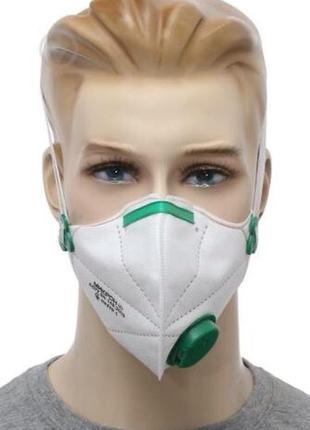 Респиратор маска микрон { к } ffp1