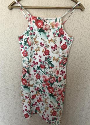 Бесплатная доставка. платье летнее.