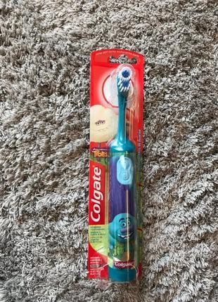 Зубна електро щітка від colgate