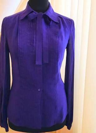Шелковая блуза ferre оригинал