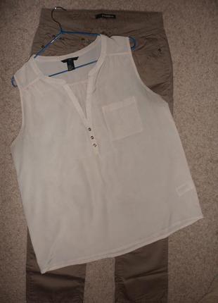 Xl-xxl легкая блузка