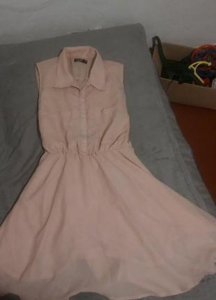 Легкое летнее платьечко