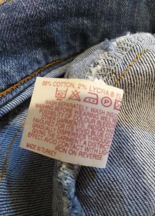 Юбка, джинсовая.5 фото