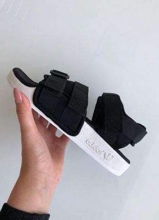 Крутые женские босоножки/ сандали adidas adilette sandal унисекс 😍 (весна/ лето/ осень)