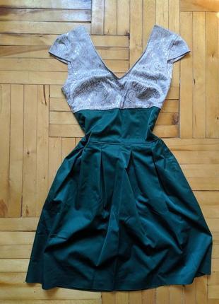 Платье, миди, атлас, атласное