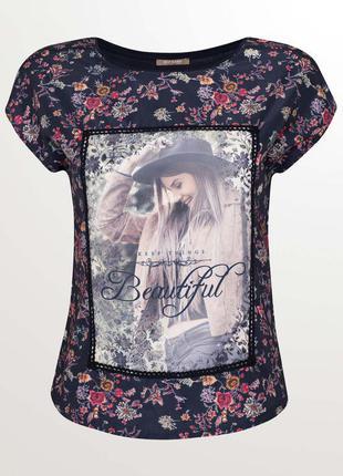 Шикарные футболки с девочками orsay германия оригинал#большой выбор двойных немецких футболок4