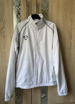 Оригинальная спортивная кофта, ветровка найк, спортивная куртка nike