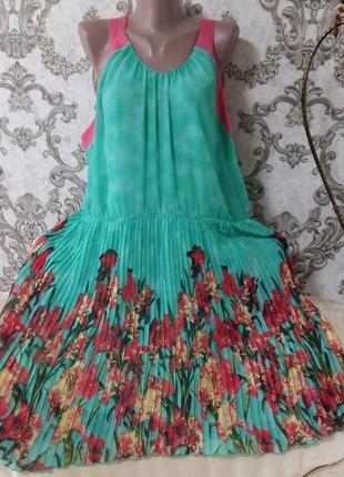 Платье.шифон