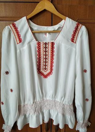 "Блуза ""русина"" с вышивкой"