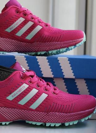 Кроссовки adidas marathon tr, лицензионное качество, вьетнам