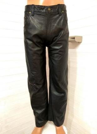 Кожаные штаны hekim 42р