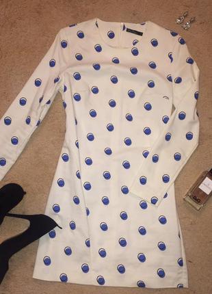 Платье kira plastinina в горошек