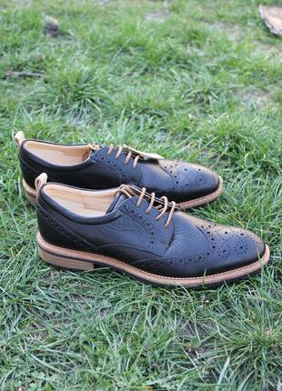 Мужские туфли ecco. оригинал