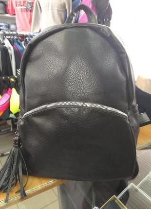 Рюкзак молодежный кожзам
