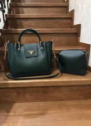 Женская сумка экокожа комплект (арт.л2061)