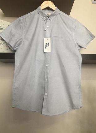 Мужская рубашка без рукавов,