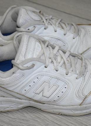 Кожаные кроссовки new balance 623 оригинал