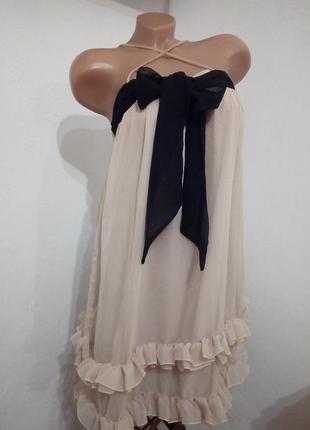 Невероятно - красивое платье h&m в стиле dior