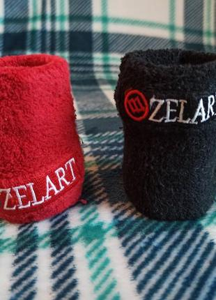 """Напульсник махровый  на руку """"zelart"""""""