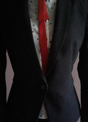 Классический брючный костюм 12 размер