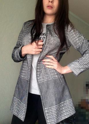 Пальто-пиджак h&m