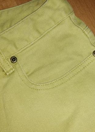 Светлые джинсы р 34