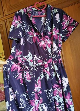 Платье 50-54