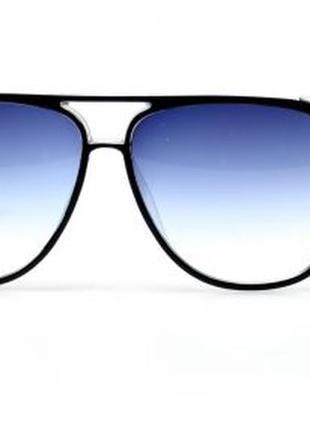 Женские солнцезащитные очки синие линзы