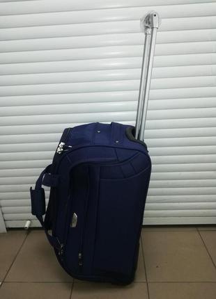 Дорожная сумка на колесах wings польша