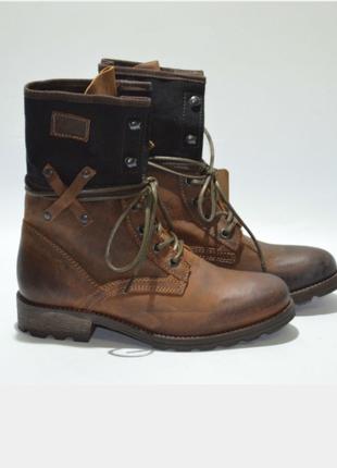 Ботинки боти сапоги/жіночі чобітки в стилі мілітарі !!!