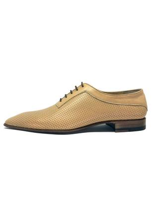 Туфли с перфорацией walles