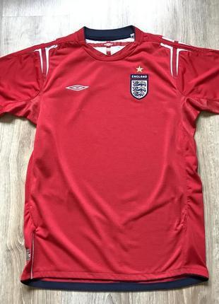 Подростковая футбольная форма umbro england