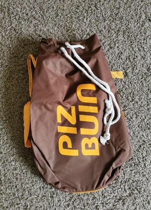 Рюкзак коричневий легкий