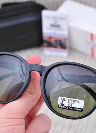 Солнцезащитные очки ted browne polarized drive unisex окуляри